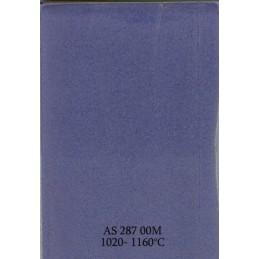 Glazura 287 M kobaltová matná